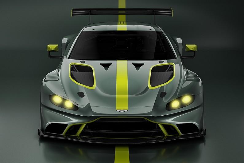 Aston Martin To Launch New GT Car For GT Autosport - Aston martin new car