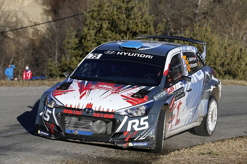 Hyundai plans two new cars in two years in R5 programme overhaul