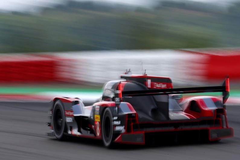 Audi Believes It Could Build Hydrogen Lmp1 Racer For Le