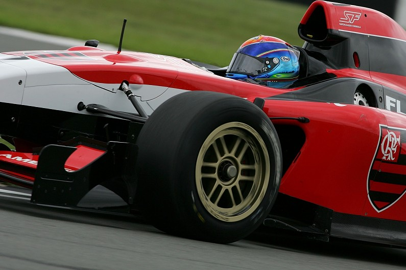 Former A1GP/Superleague Formula racer Rocha dies after plane crash