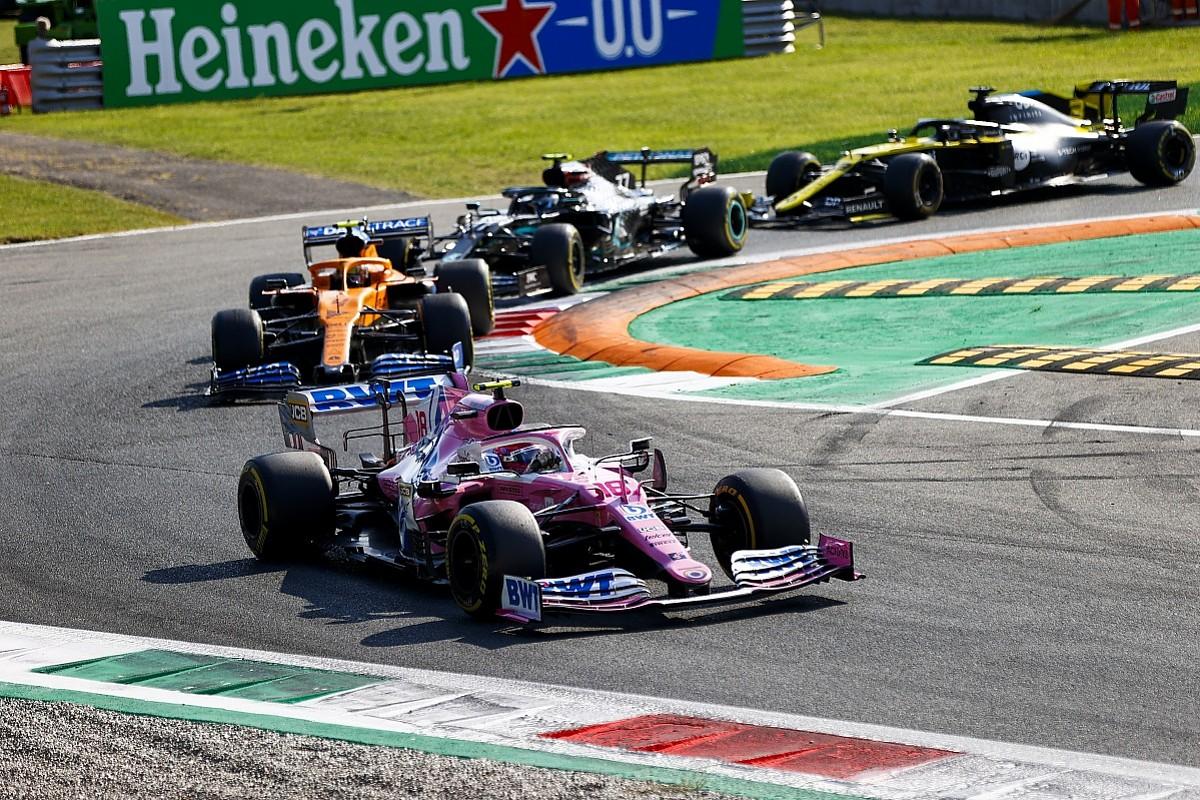 Stroll F1 Italian Gp Was Mine To Lose After Hamilton Penalty F1 Autosport