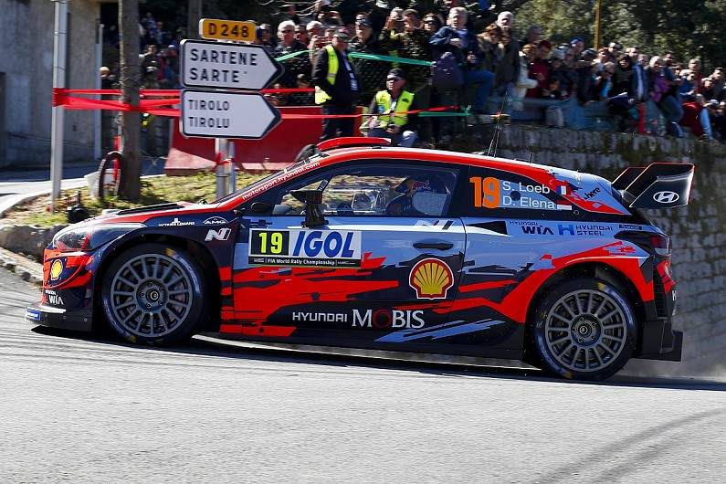 Hyundai I20 Wrc >> Loeb To Contest Two National Rallies In Hyundai I20 World