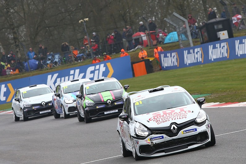 Clio Cup to continue in UK after all as Renault Sport steps in