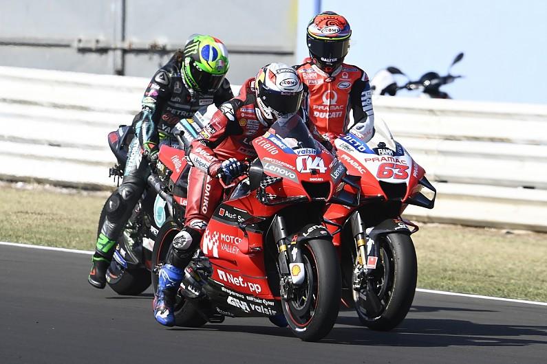 Motogp Catalunya Grand Prix Qualifying Start Time How To Watch More Motogp Autosport