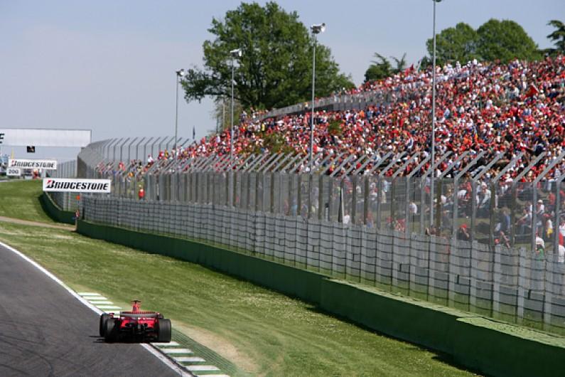 Monza and Imola could share Formula 1 Italian Grand Prix