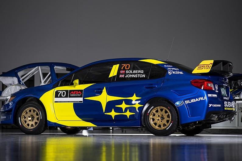 Subaru Rally Car >> Wrc Champion Solberg S Son To Drive Subaru In American Rally