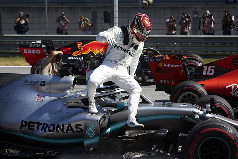 FIA penalty application puts Hamilton fourth for F1 Austrian