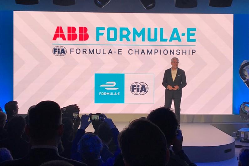 [FE] ABB成为FE冠名赞助商