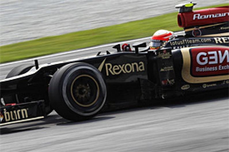 Lotus boss Boullier says Grosjean an improved driver in 2013