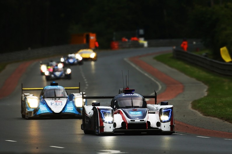 United Autosports in switch to ORECA chassis for 2019/20 WEC season