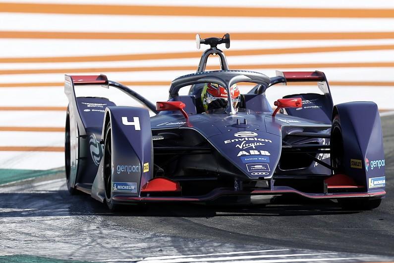 Frijns fastest in FE testing as Porsche and Mercedes hit setbacks