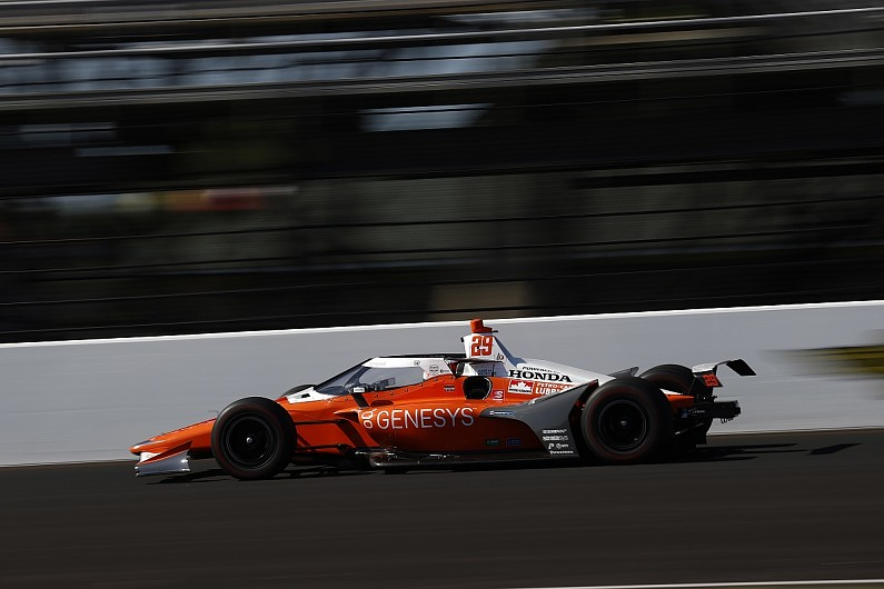 Hinchcliffe fills in at Andretti Autosport for rest of 2020 after Veach split - Motor Informed