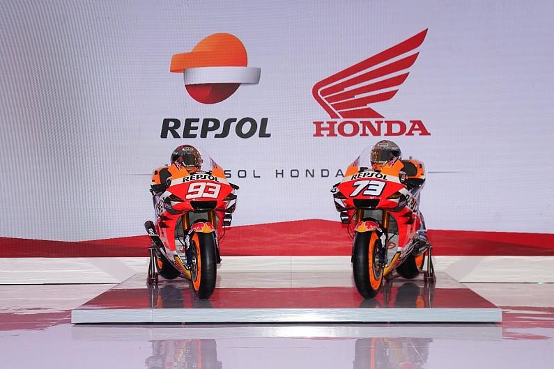 Honda Reveals 2020 Motogp Livery With Marquez Brothers Motogp Autosport