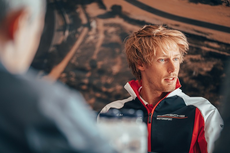 Brendon Hartley 'definitely interested' in Porsche Formula E drive