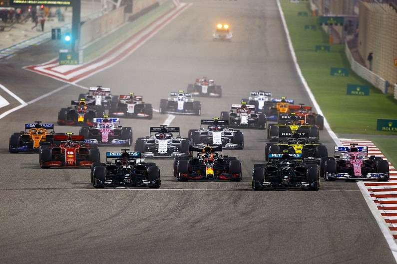 De Niro and Boyega to star in Netflix F1 film The Formula - Autosport