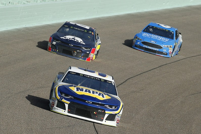 Nascar Confident Of Finding Fourth Manufacturer For Cup Series
