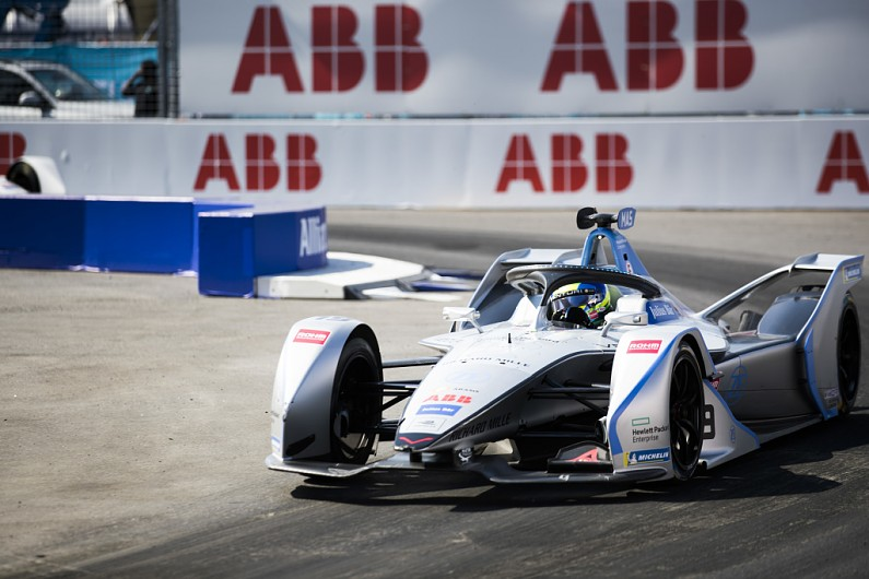 Massa Couldn T Understand Venturi Fe Car In Second New York Race
