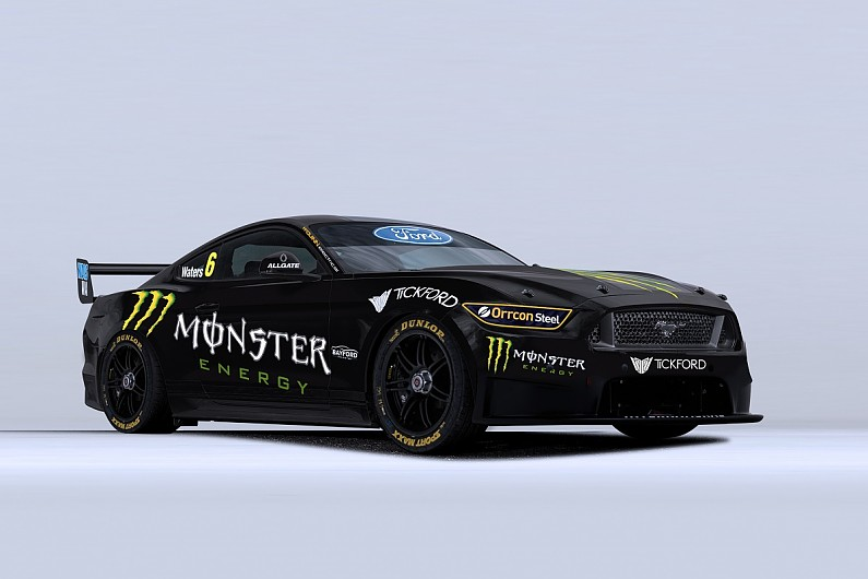 Ford revives works Supercars programme with Mustang for ...