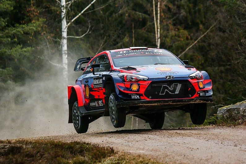 WRC to restart in Estonia with revised 2020 calendar