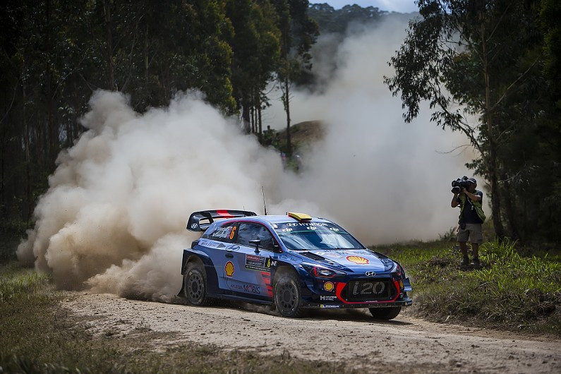 Mikkelsen Hyundais I Reminds Me Of VW Polo That Dominated WRC - Car rally near me