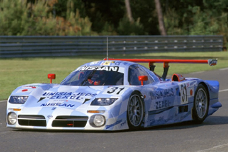Nissan To Build All Electric Le Mans Car For 2014 Wec