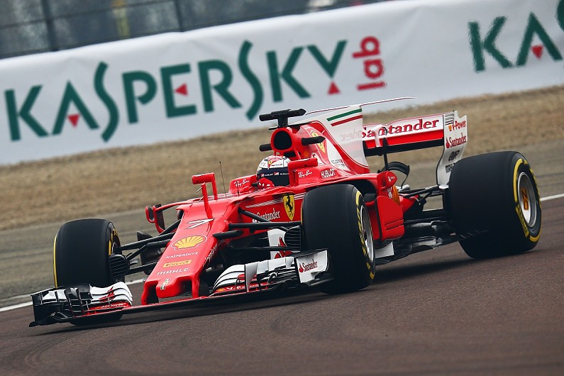 Image result for Raikkonen china 2017