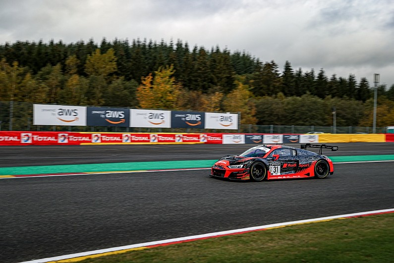 WRT Audi fastest in Spa 24 Hours opening qualifying session