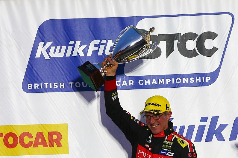 Plato: Two year BTCC win drought ending like a monkey off the back