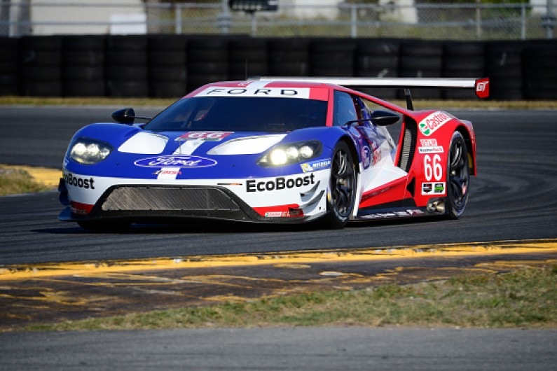 Four Ford Gt Entries Included In Expanded Le Mans  Hours Field Wec Autosport