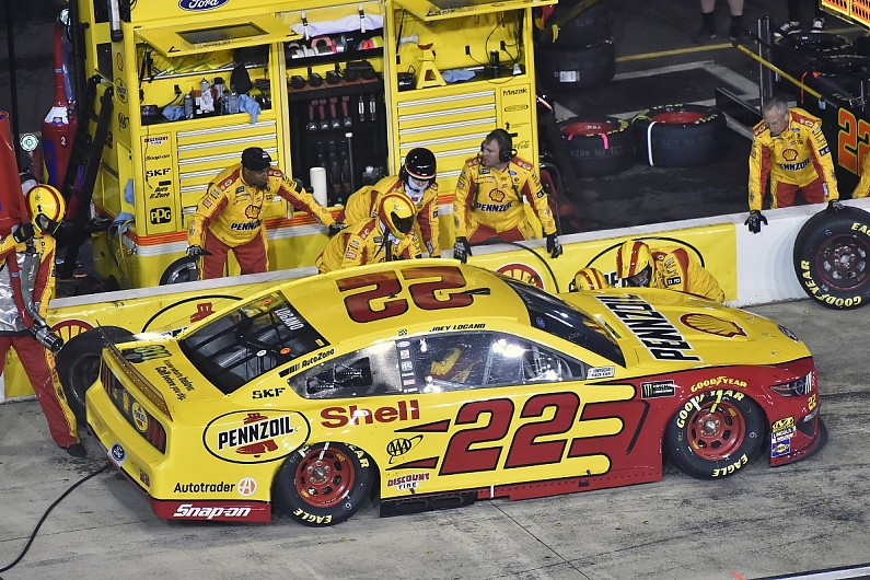 NASCAR Cup champion Joey Logano, Penske need to 'clean up mistakes'