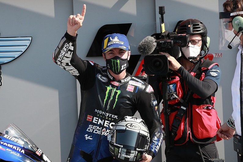 Vinales 'doesn't care' about Misano MotoGP race result - Motor Informed