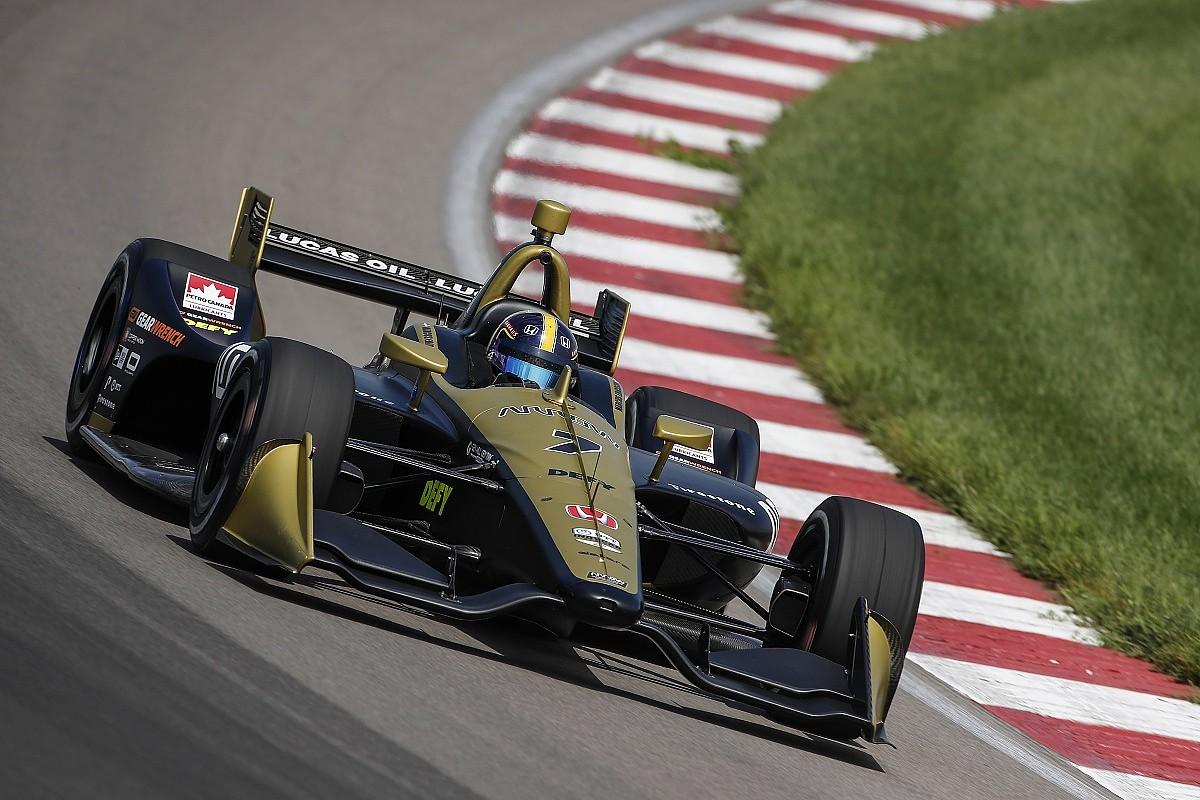 An F1 outcast's journey to an IndyCar giant - IndyCar - Autosport Plus