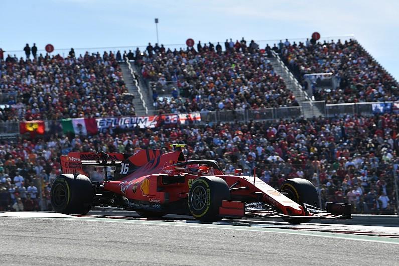 Ferrari at a loss to explain dramatic slump in F1 pace at US GP