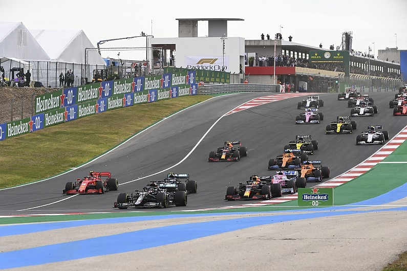 "Carey: F1 eyeing rotating 24 race calendar ""in the next few years"" - Motor Informed"
