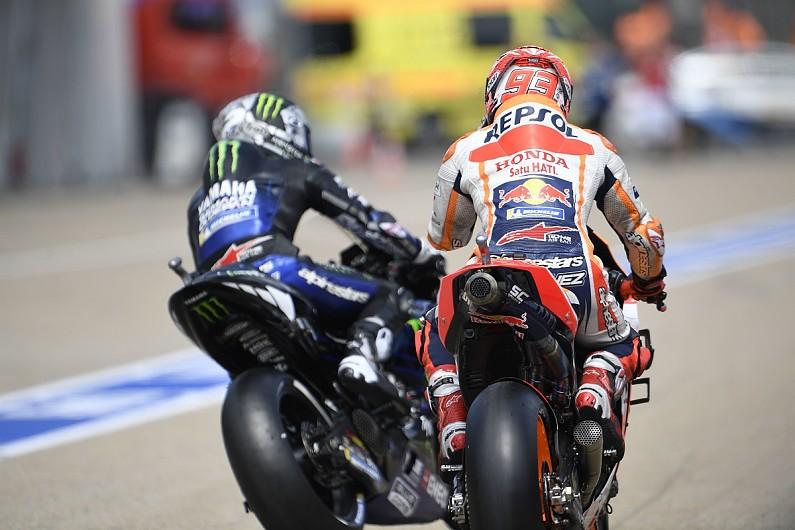 Marc Marquez: Yamaha riders now main MotoGP rivals, not Ducati's