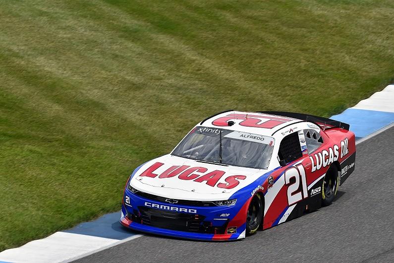Two-time Le Mans 24 winner Bamber to make NASCAR Xfinity debut at Daytona - Motor Informed
