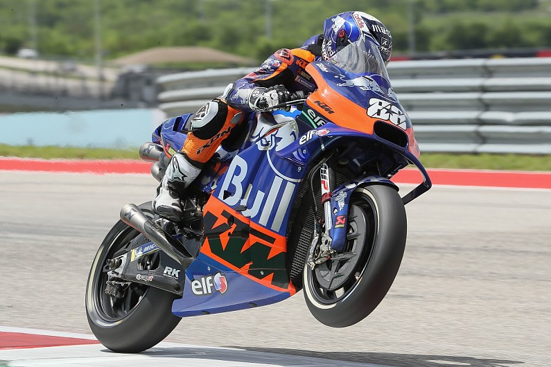 Miguel Tour 2020 KTM signs Miguel Oliveira to MotoGP extension through 2020