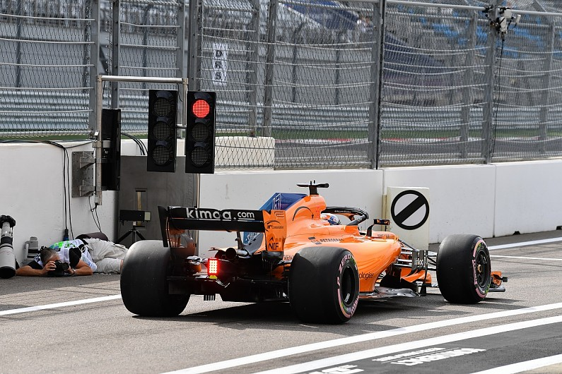 Alonso: FP1 trick McLaren F1 team's 'biggest gain' at Russian GP
