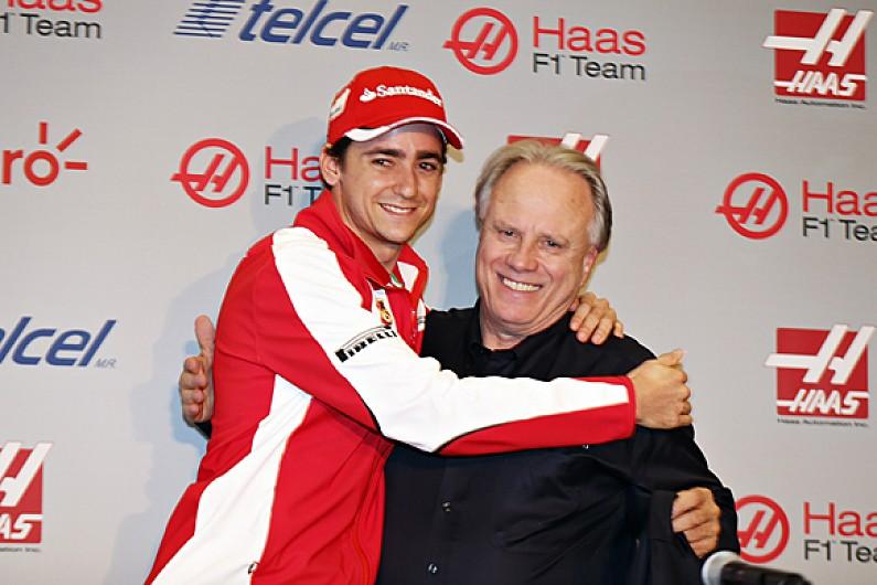 Esteban Gutierrez Announced As Second Haas F1 Driver For 2016 F1 Autosport