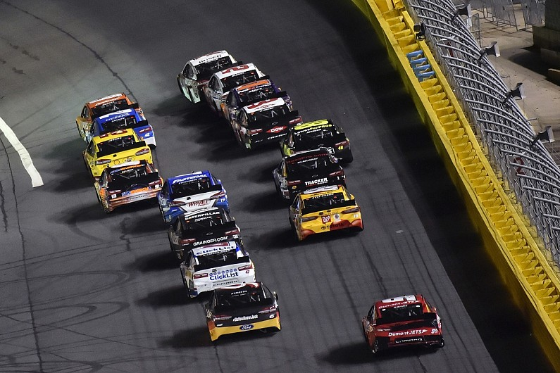 NASCAR to debut Gen-7 Cup Series parts in Charlotte All-Star race