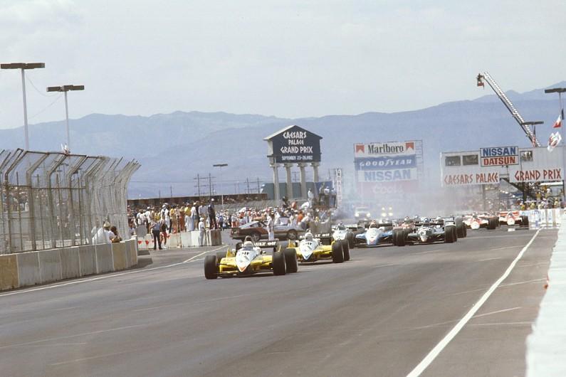 F1 Chief Bernie Ecclestone Plans Grand Prix In Las Vegas By 2018