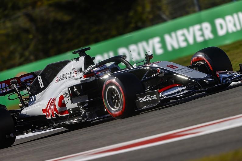 Grosjean's F1 Eifel GP result won't influence Haas future - Motor Informed