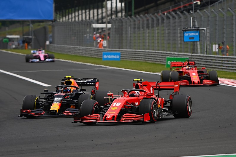 "ferrari ""firmly against"" f1 engine freeze for 2022 | f1"