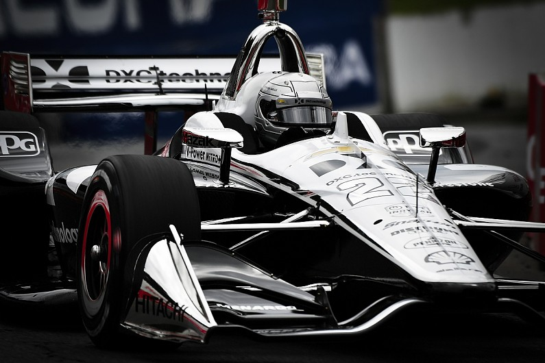 Toronto IndyCar: Penske's Pagenaud takes pole as main rivals falter