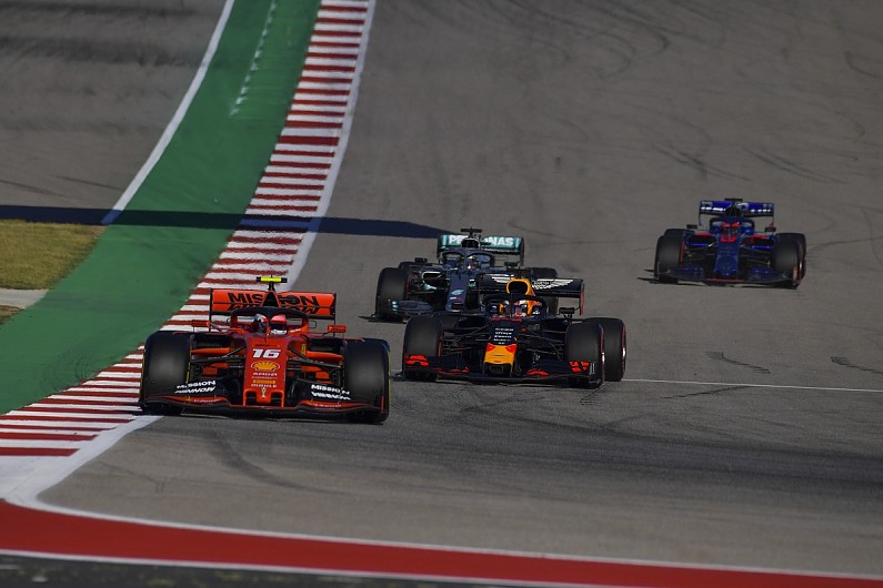 "Leclerc hits back at Verstappen's Ferrari F1 ""cheating"" allegations"