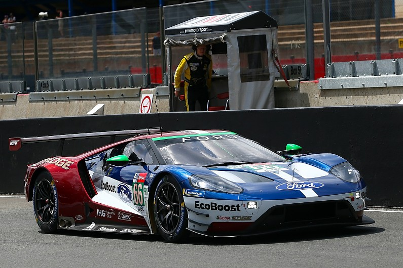 Aston Martin gets GTE BoP boost ahead of Le Mans 24 Hours