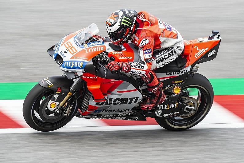 Lorenzo Rubbishes Rumours Of Ducati Motogp Return In 2021 Motogp Autosport
