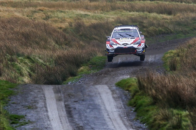 WRC Rally GB Great Orme stage cancelled as divers cannot get close ...