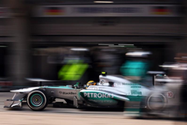 Mercedes reckons Bahrain is key test for its F1 2013 title bid