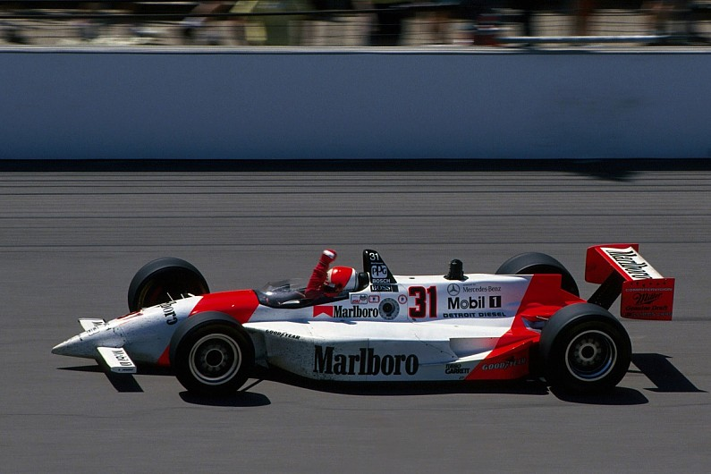 Video: Penske and Mercedes' secret Indy engine so good it was banned
